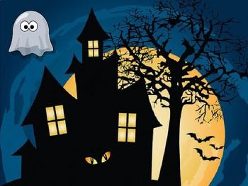 Halloween Vocal Explorations