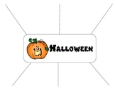 Halloween Webbing