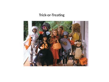 Halloween:  What about Trick-or-Treating?