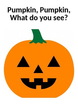 Halloween What do you see?