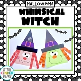Halloween Whimsical Witch Craft