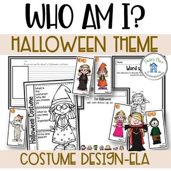 Halloween Costume Descriptions - Who am I?
