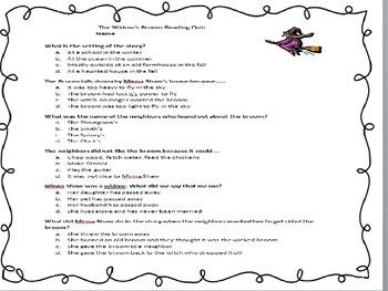 Halloween Literacy Smart Board Activities & Quiz