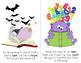 Halloween Witch Counting and Cardinality Interactive Story Book and Worksheet