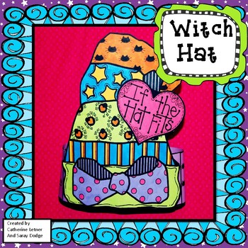 Halloween Hat, Fall Craft, October Craft