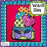 Halloween Witch Hat, Halloween Crafts