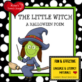 Halloween Witch Poem WITCHES BREW