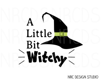 Halloween Witch SVG Cutting File - Commercial Use SVG, DXF, EPS, png