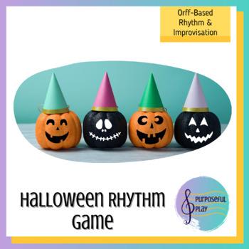 Halloween Word Chain Improvisation Game