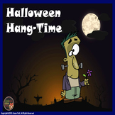 Halloween Words -Hang Man Style PowerPoint Game