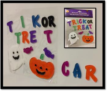 Halloween Word Games