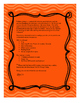 Halloween Word Problem Task Cards with QR Codes