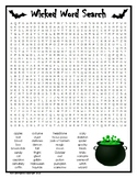 Halloween Word Search Challenge (40 Words)