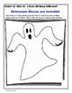 Halloween Word Work Book