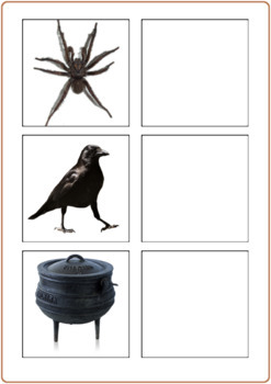 #elaspookysales Halloween Activity for Speech Therapy, Special Ed, Autism
