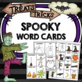 Halloween Words | Holiday Words