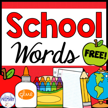 School Words: Free