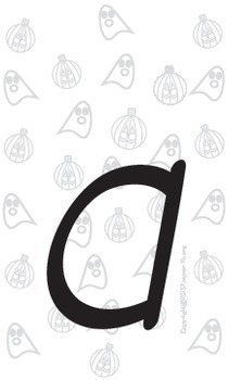Halloween  Words Scavenger Hunt