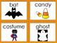 Halloween Words Vocabulary Booklet