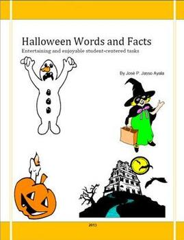Halloween Words and Facts