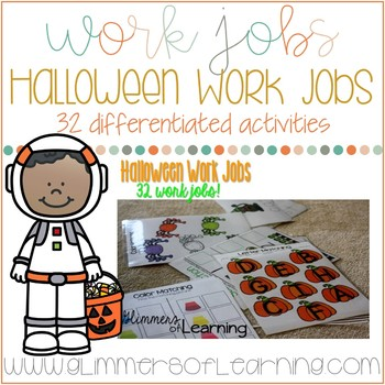 Halloween Work Jobs