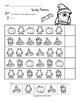 Halloween Worksheet Bundle - Kindergarten