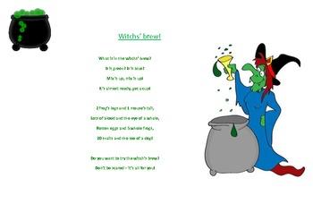 Halloween Worksheet for ESL children