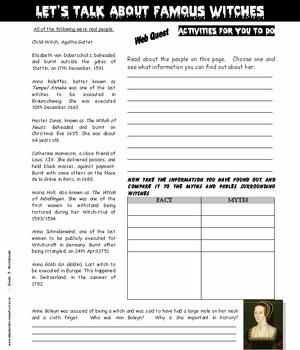 Halloween Worksheets Bundle Grade 5