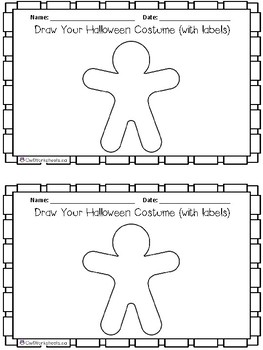 Halloween Worksheets FREEBIE