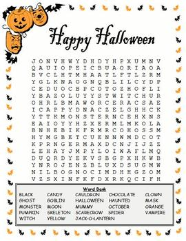 Halloween Activities for Literacy, Math, and More