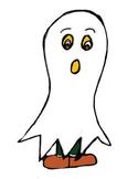 Halloween Write Like A Ghost