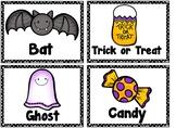 Halloween Write The Room!!