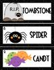 Halloween Write the Room!