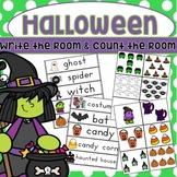 Halloween Writing Halloween Write the Room