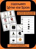 Halloween Write the Room Set