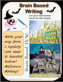 Halloween Writer Tricks, Treats & Task Cards!