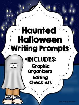 Halloween Writing #2: Haunted Halloween!