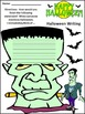 Halloween Writing: Halloween Writing Projects Activity Pac