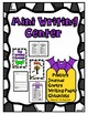 October Activities (Writing Center - Bats, Spiders, Pumpkins) Kindergarten