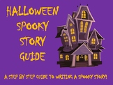 Halloween Writing - 50% off for 48 hours!