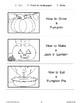 Halloween--Writing Activities
