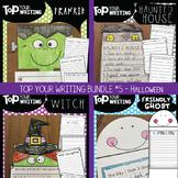 Halloween Writing Activities {4 Craftivities + 16 Writing