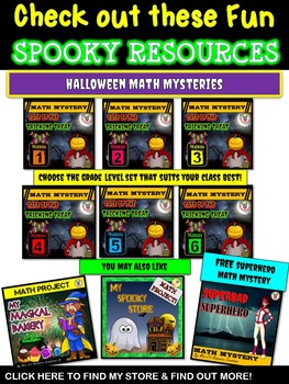 Halloween Writing Activity FREE - Print & Go Story Prompts