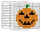 Halloween: Writing Algebraic Expressions - Math Mystery Pictures