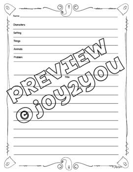 Halloween Writing Card Deck - Creative Writing and Quick Writes