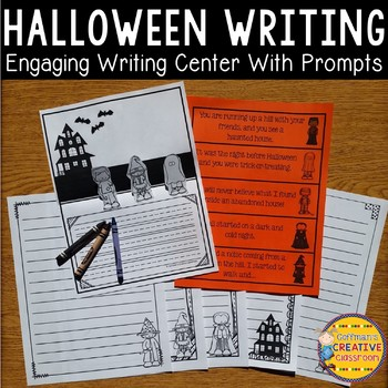 Halloween Writing Center