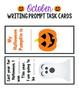 Halloween Writing Center Additions