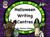 Halloween Writing Centres