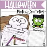 Halloween Writing Craftivities