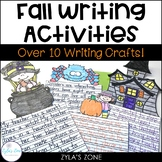 Halloween Writing Crafts